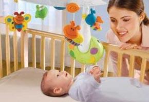 vista del neonato