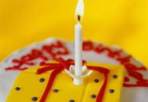 prima candelina