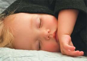 dormire bambino