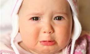 pianto coliche dei neonati