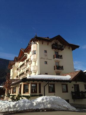 hotel Corona Dolomites ad Andalo