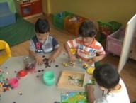 attività svolte dai bambini dal nido