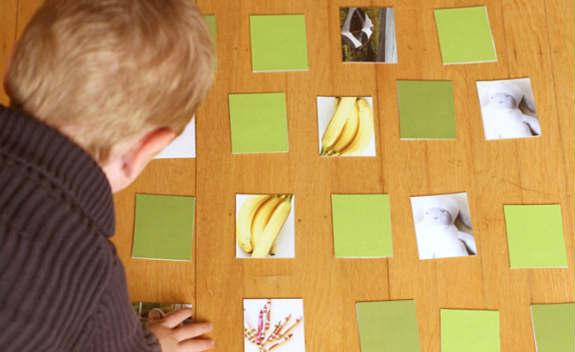 gioco delle coppie di carte uguali