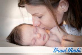 neonato e mamma