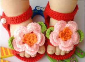 scarpe da bambina