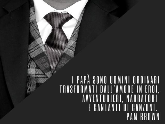 frasi belle per papà