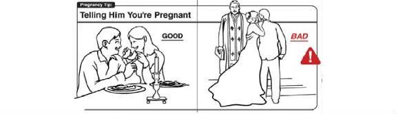 sono incinta