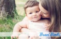 Bambino primi mesi