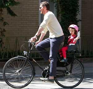 seggiolino bicicletta