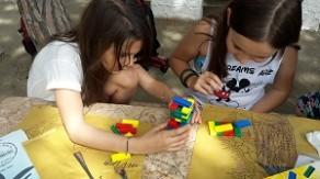 bambini giocare