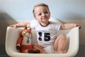 Il bambino a 15 mesi