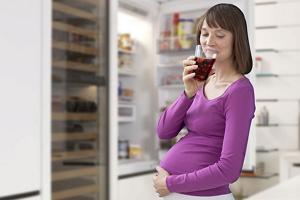coca cola in gravidanza