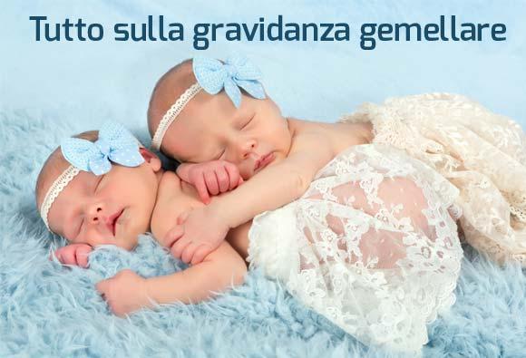 gravidanza gemellli guida