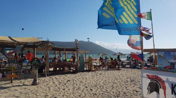 Spiaggia laguna lefkada