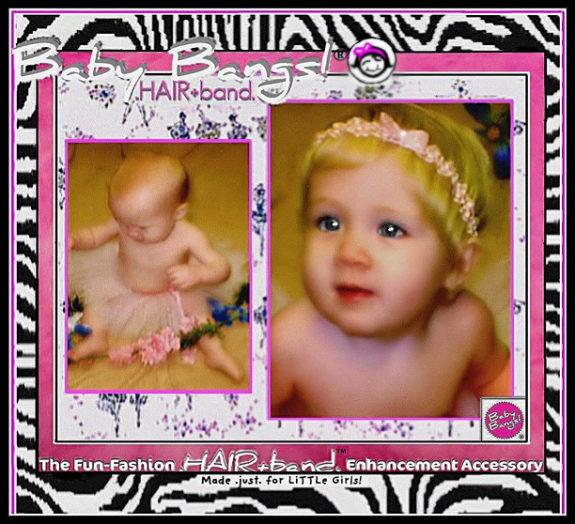 parrucca per neonati