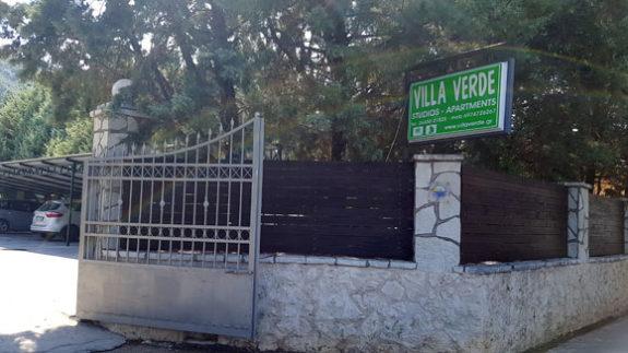 Villa Verde Lefkada