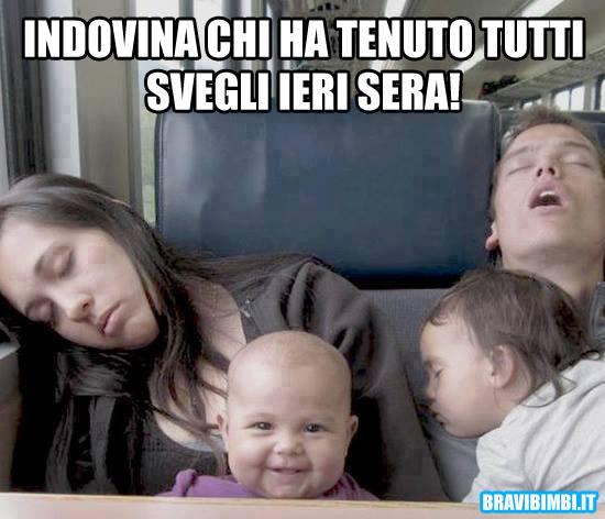 dormire famiglia