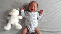 pianto neonato