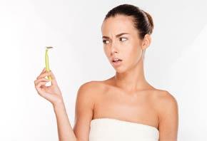depilarsi in gravidanza
