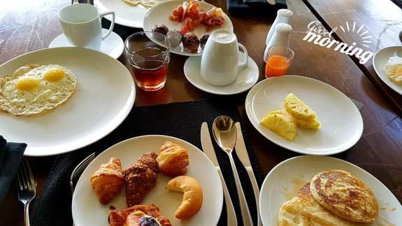 colazione al Jetwing