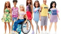 nuove Barbie con disabilità