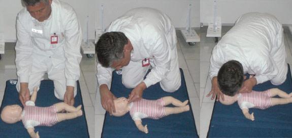 bambino incosciente
